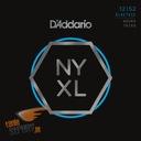 Nowość - Struny Gitarowee D'Addario (12-52) NYXL