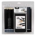 Ołówki do szkicowania rysowania zestaw ołówków