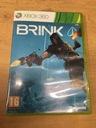 Xbox 360 BRINK,dst,pudełko,wysyłka w 24h