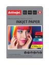 Papier fotograficzny błyszczący Activejet A6 100sz