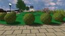 Wizualizacja Ogrodowa piękny projekt ogrodu z film