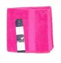 Recznik Tommy Hilfiger duzu 69x132 cm różowy