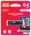 GOODRAM MIMIC 64GB USB 3.0 BLACK