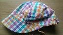 H&M czapka wiązana kapelusz na lato r.80