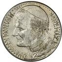 Medal, Jan Paweł II, Plac św. Piotra