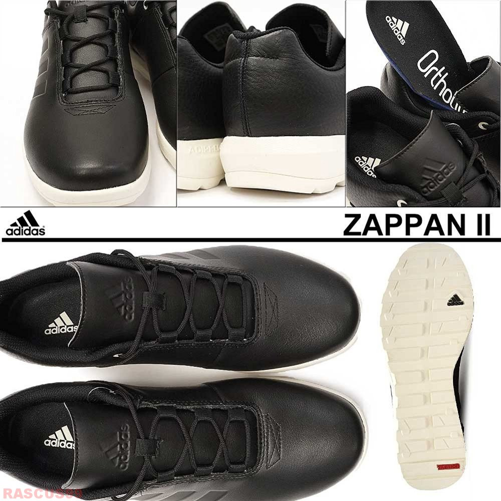 ADIDAS ZAPPAN II skóra 42 PRAKTYCZNE promocja (7350893622