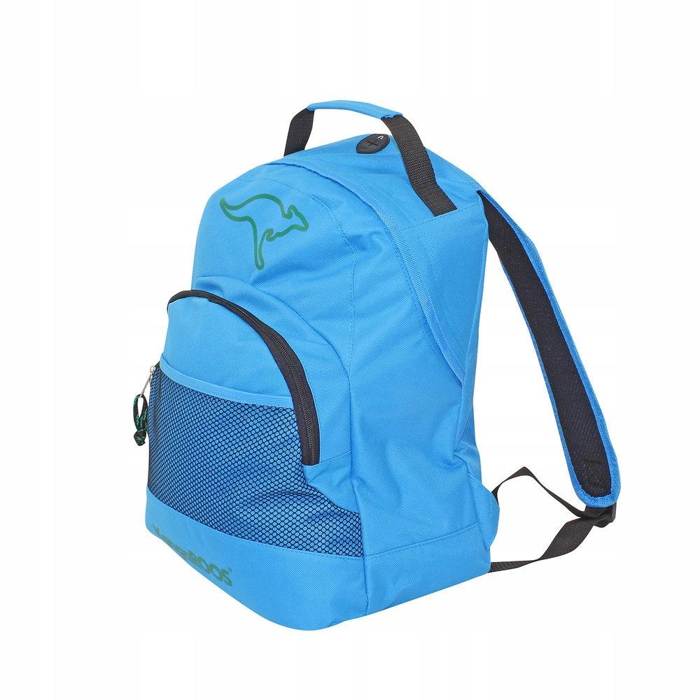 35407cfd689cc Plecak Kangaroos Podróż Szkoła Wycieczka 15L 7533876418 - Allegro.pl