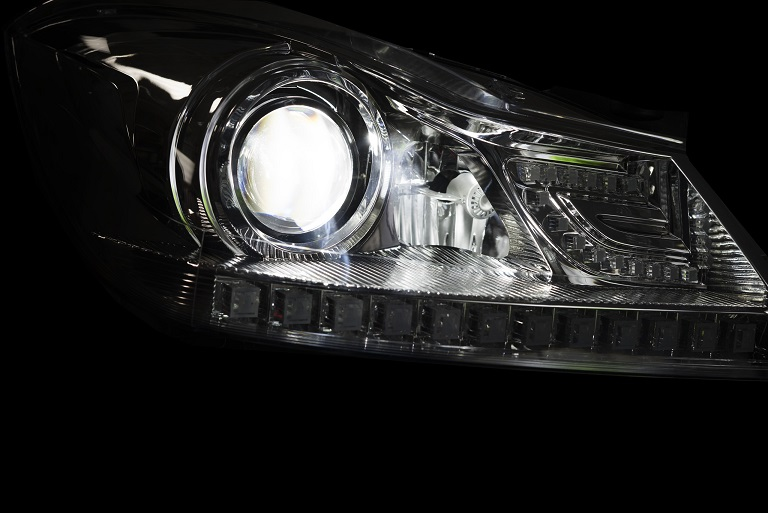 6000K Żarówki LED H11 FLIP CHIP USA 12/24V CANBUS