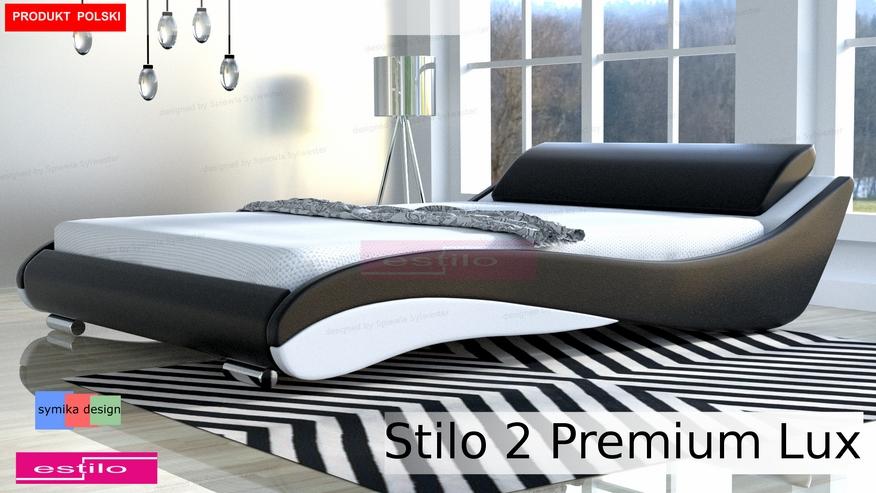 6a9e2c557577 Комплект кровать Stilo-2 Premium Lux с матрасом 200 купить в Украине ...
