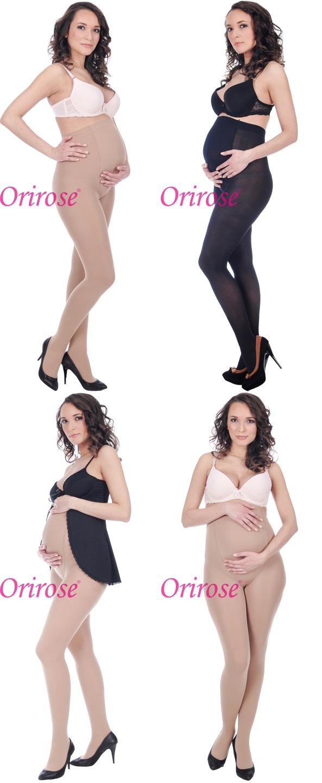 35b5442bfd90d4 8) Rajstopy ciążowe 40 den z panelem są niezastąpionym dodatkiem pod  kreację wieczorową lub do codziennego użytku. GALERIA: