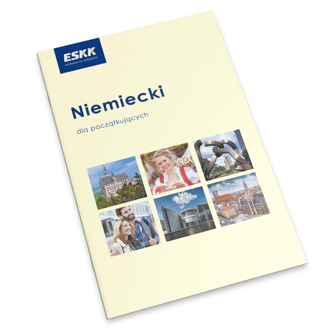 Kurs Eskk Niemiecki Dla Początkujących Komplet 7258036851 Allegropl