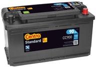 Аккумулятор центры стандарт CC900 90ah 720A П+