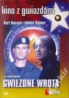 Gwiezdne wrota. (Kurt Russell, James Spader). DVD.