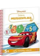 Disney uczy Auta 3 Zadania przedszkolaka Praca zbiorowa