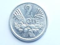 Moneta 2 zł złote Jagody 1974 r piękna