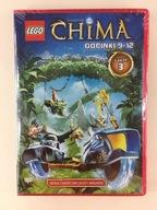 LEGO Legends of Chima część 3 - film DVD-folia
