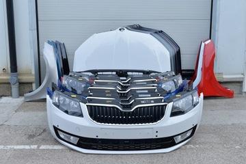 капот бампер крыло фара skoda octavia 3 2012-