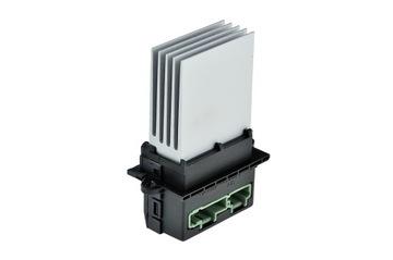 резистор воздуходувки для renault scenic ii 2 - фото
