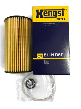 фильтр масла hengst mercedes hu718/1k ox153d3 - фото