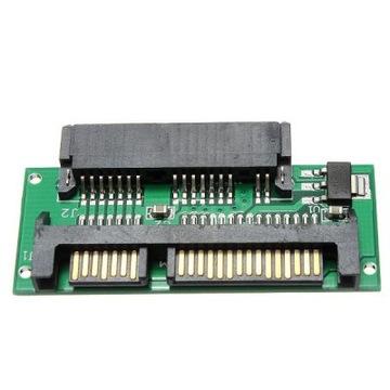 АДАПТЕР 1.8 Micro SATA 7+9pin SSD HDD для SATA 2.5 доставка товаров из Польши и Allegro на русском