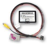 Интерфейс камера заднего вида NTSC Audi RNS-E доставка товаров из Польши и Allegro на русском