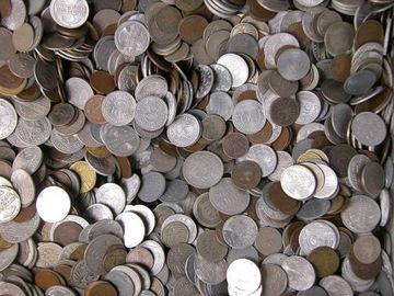 Германия - ДОВОЕННЫЕ монеты - 100 штук монет ! доставка товаров из Польши и Allegro на русском