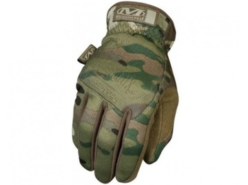 Перчатки тактические FastFit Multicam перчатки M доставка товаров из Польши и Allegro на русском