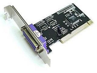 PCI-контроллер параллельного порта LPT Centronics Щецин У доставка товаров из Польши и Allegro на русском