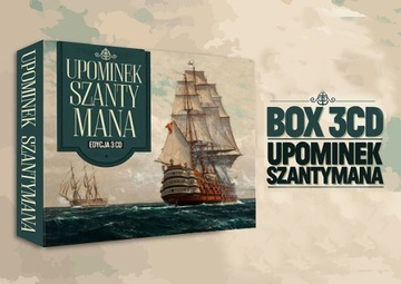 Upominek Szantymana 3CD Morze szanty 3 Majtki доставка товаров из Польши и Allegro на русском
