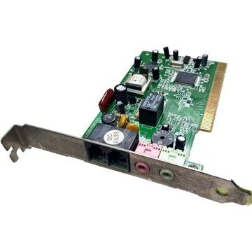 PCI modem 56k iNTEL VP156SPA 100% OK WnQ доставка товаров из Польши и Allegro на русском