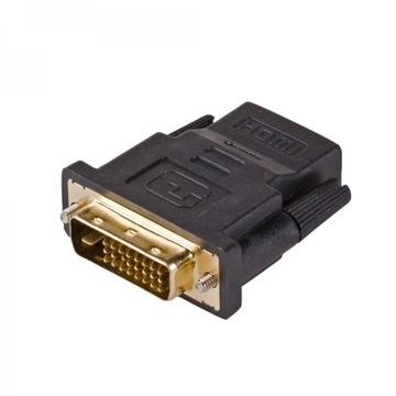 Akyga Переходник DVI-M/HDMI F доставка товаров из Польши и Allegro на русском