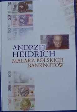 Андрей Heidrich художник польских банкнот доставка товаров из Польши и Allegro на русском