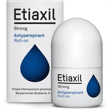 ETIAXIL STRONG ROLL ON antyperspirant 15 ml