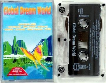 VA - Global Dream World (кассета) ОЧ. доставка товаров из Польши и Allegro на русском