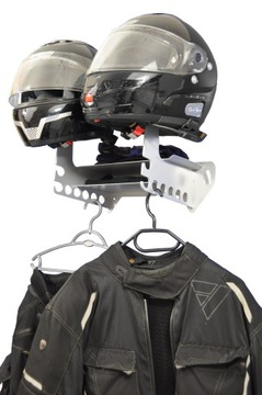 Вешалка двойная на шлем и платье МАКСИ R Plus GRATI доставка товаров из Польши и Allegro на русском