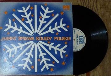 HARFA ŚPIEWA KOLĘDY POLSKIE LP EX доставка товаров из Польши и Allegro на русском