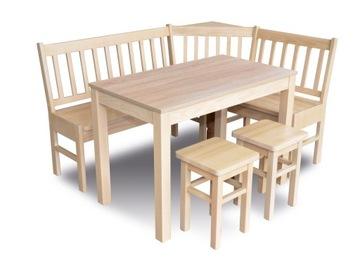 Угол-кухня W7 стол и стул - КОМПЛЕКТ доставка товаров из Польши и Allegro на русском