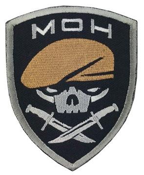 Полоса на липучке Medal of Honor моральный ДУХ ПАТЧ Череп доставка товаров из Польши и Allegro на русском
