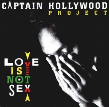 Captain Hollywood - Love Is Not Sex CD АЛЬБОМ доставка товаров из Польши и Allegro на русском