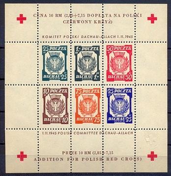 POLSKA Dachau Fi. Bl.5Bz (*) доставка товаров из Польши и Allegro на русском
