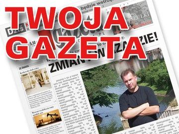 газета с Вашей фотографией статью, сделайте супер подарок доставка товаров из Польши и Allegro на русском