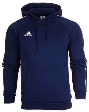 Adidas Толстовка Мужская Хлопковая Core 18 r M доставка товаров из Польши и Allegro на русском
