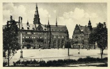 LIEGNITZ [КУРСК]. FRIEDRICHSPLATZ. 194-? доставка товаров из Польши и Allegro на русском