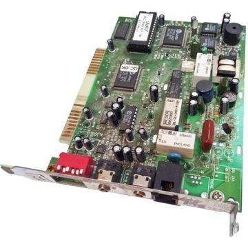 ISA modem 56K CREATIX 100% OK VcN доставка товаров из Польши и Allegro на русском