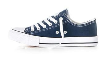 Спортивная обувь, КРОССОВКИ, кеды темно-Синие доставка товаров из Польши и Allegro на русском