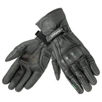 (Rebelhorn DEFENDER Black Перчатки мотоцикла М) доставка товаров из Польши и Allegro на русском