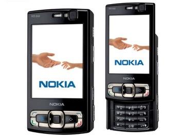 NOKIA N95 8 ГБ, ЧЕРНАЯ ХАЛЯВЫ доставка товаров из Польши и Allegro на русском