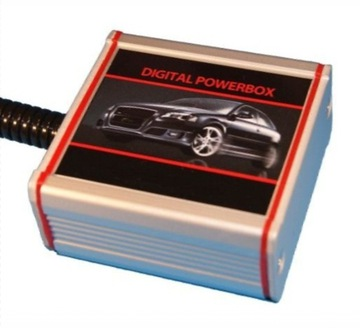 CHIP TUNING POWERBOX CYFROWY VW TOUAREG II 3.0 TDI