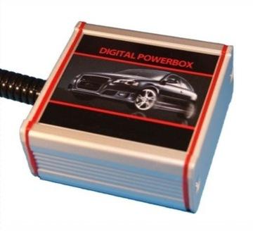 CHIP TUNING POWERBOX CYFROWY VW TOUAREG II 4.2 TDI