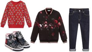 04d1bb3a469fa Sneakersy za kostkę – modny dodatek do jesiennych stylizacji. Propozycje  dla chłopca